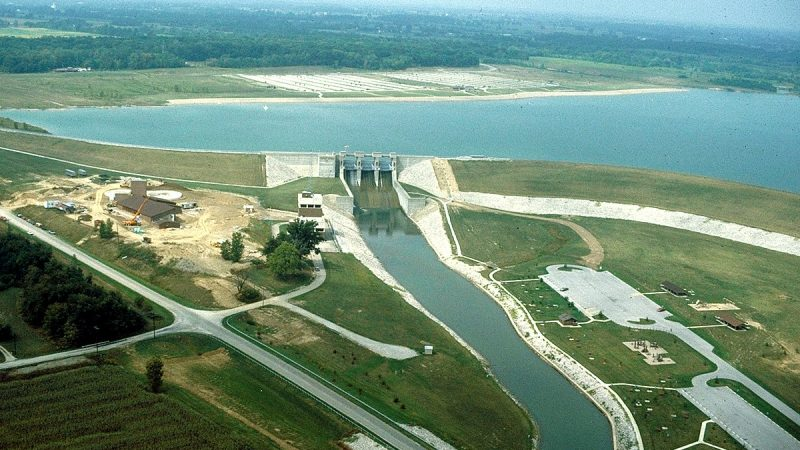 Be among the first to race entirely on Alum Creek Dam!!