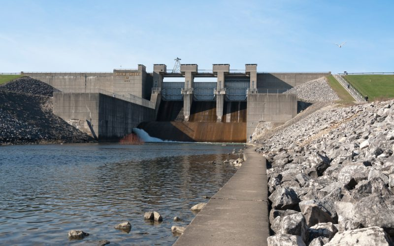 Alum_Creek_Dam_Spillway